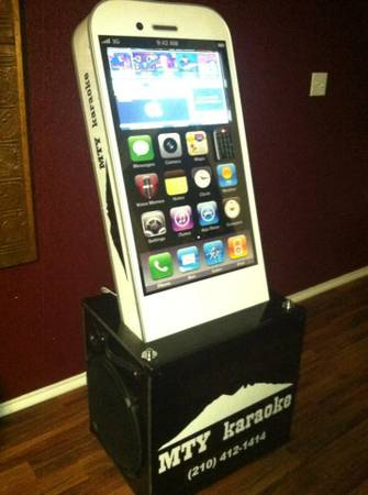 ROCKOLA KARAOKEJUKEBOX RENTAL ($150)