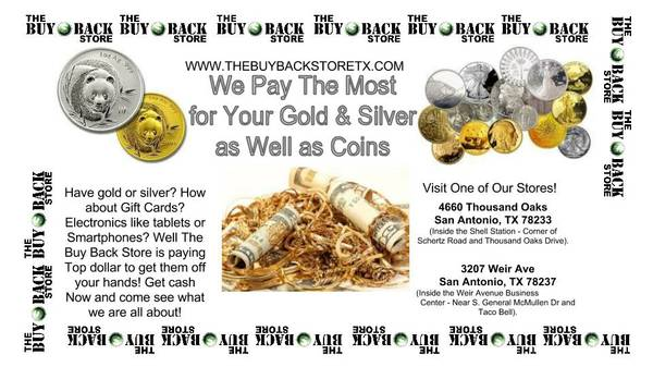 Get Cash for Antiques and Jewelry (San Antonio)