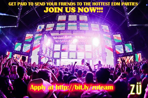 10030  An EDM company wants YOU on its growing events team      10030