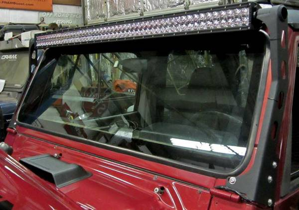 Looking for someone to wire my LED bar on my Jeep  San Marcos