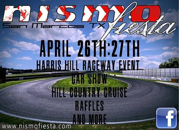 Models needed for Nismo Fiesta car show  San Marcos