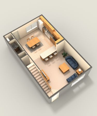 $510 2000ftsup2 - Copper Beech Townhomes (San Marcos)