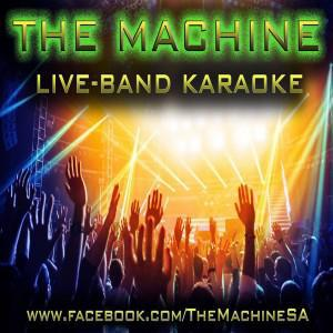 Live band karaoke at the falls