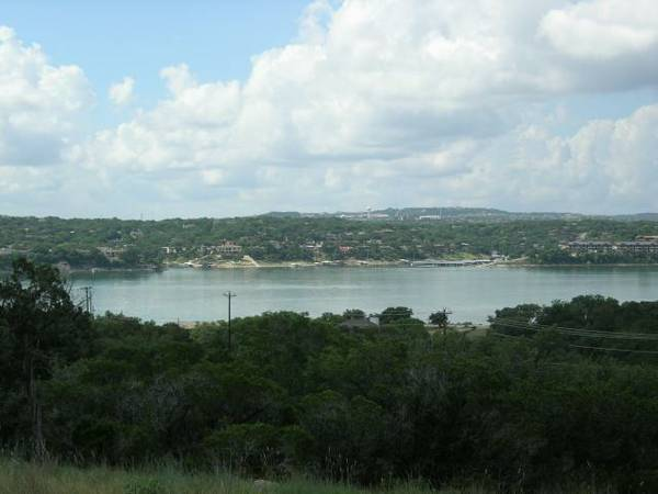 -  200000 1-acre Hill Country panoramic water-view lot near Austin   Lake Travis  78645
