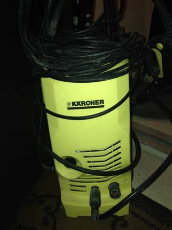 Electric Power pressure washer -   x0024 300  Buda