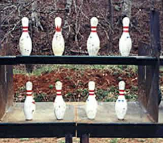 Bowling Pins   -   x0024 10  How many you need