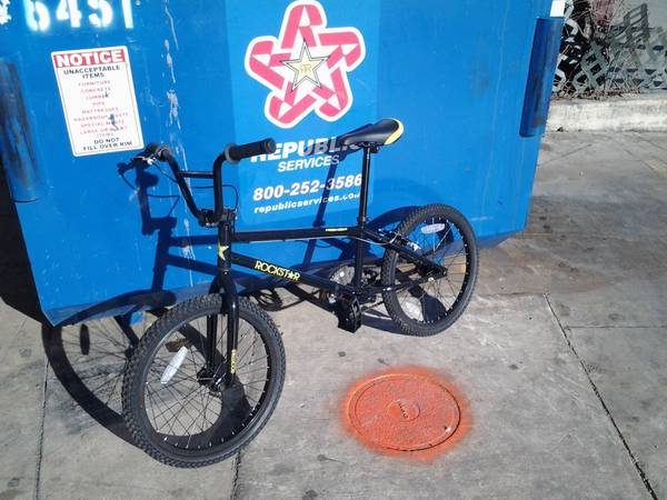 Rockstar 20  Bicycle by Free Agent -   x0024 75  San Marcos