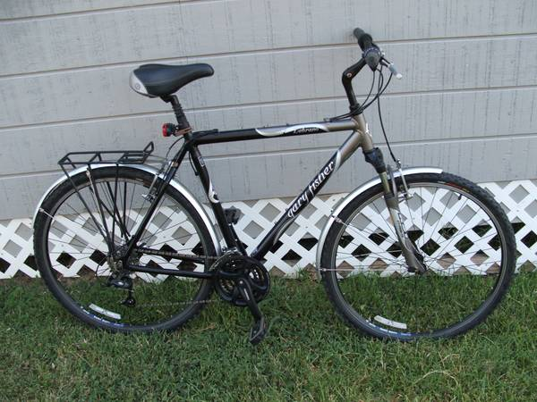 Gary Fisher Zebrano CommuterComfort Bike Bicycle - $245 (New Braunfels)