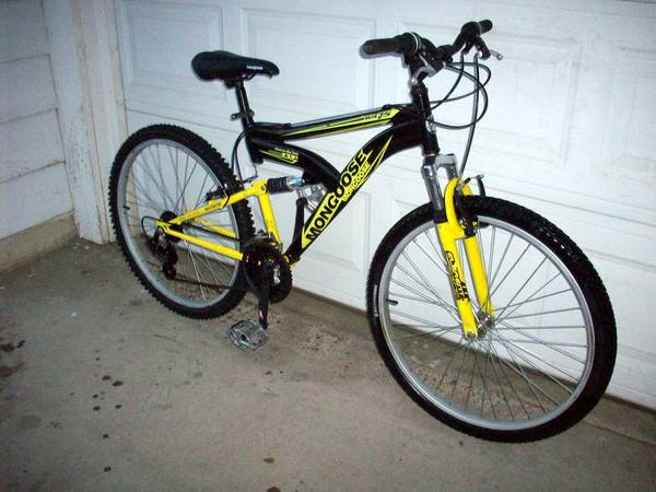 All Terrain Bike Mongoose xr-75 -   x0024 100  San Marcos
