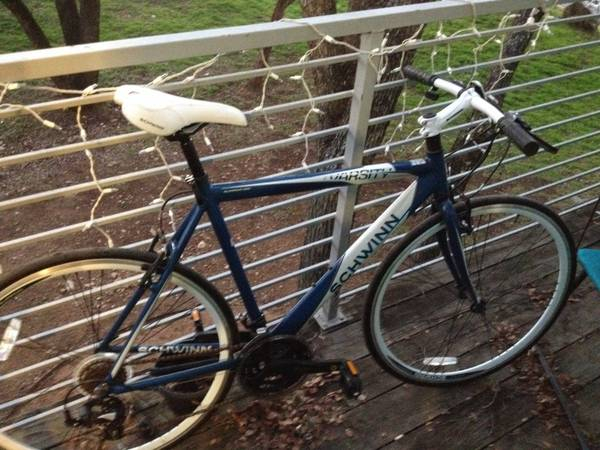 Schwinn Varsity Road Bile  125 or trade needs to go ASAP  -   x0024 125  Craddock ave