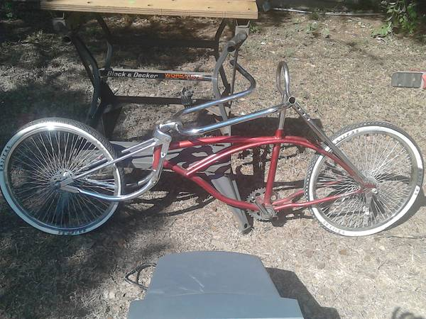 lowrider bike - $60 (Austin and sourrounding areas)