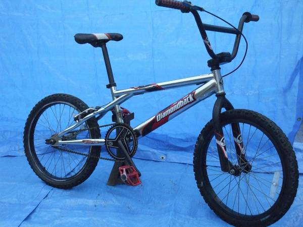 2001 Diamondback Viper X 20 BMX bicycle - $50 (Cedar Park)