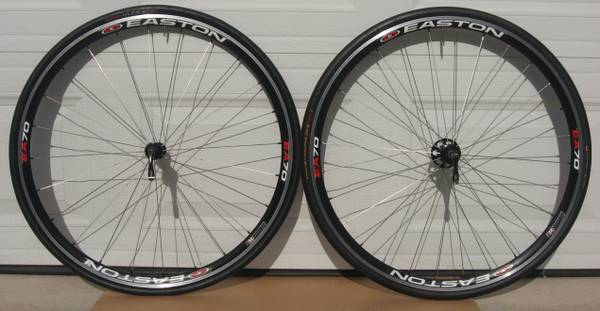 Easton and Fulcrum Racing Wheelsets for Sale - $200 (Canyon Lake, Tx)