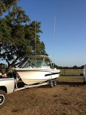 22Ft  Grady White Offshore Boat - 10 800  will negotiate on final pric -   x0024 10800  Victoria TX