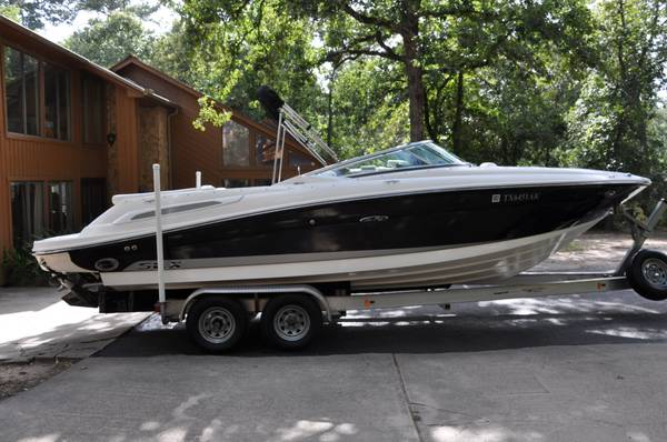 2007 Sea Ray 250 SLX Boat -   x0024 50300  Magnolia  Texas