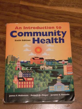 An Introduction to Community Health ISBN 978-0-7637-4634-6 -   x0024 15