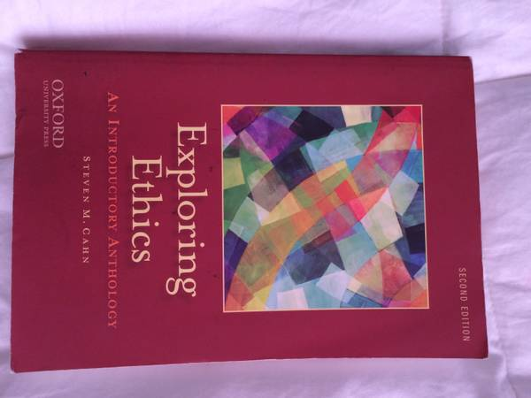 Exploring Ethics 2nd Ed -   x0024 15  San Marcos