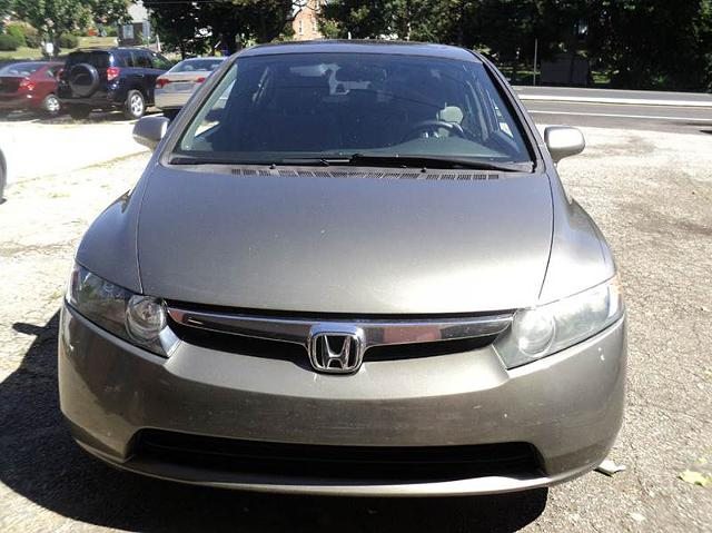 2006 Honda civic model