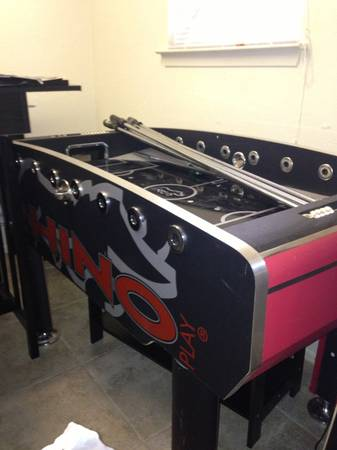 Foosball Table - $150 (San Marcos)