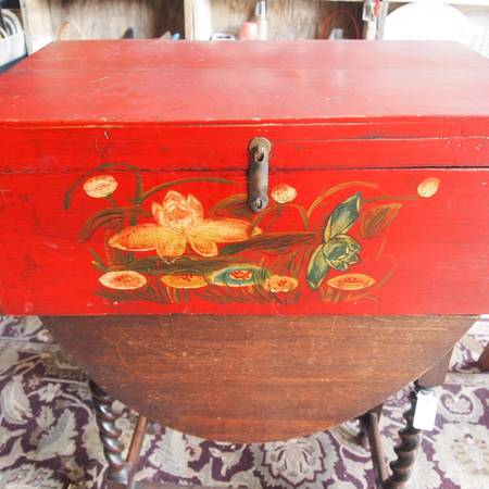 REDUCED Decorative Trunk - $65 (Wimberley)