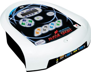675  4 Channels Stim Unit Physical Therapy Electrotherapy Ibramed Neurodyn Aussie Sport