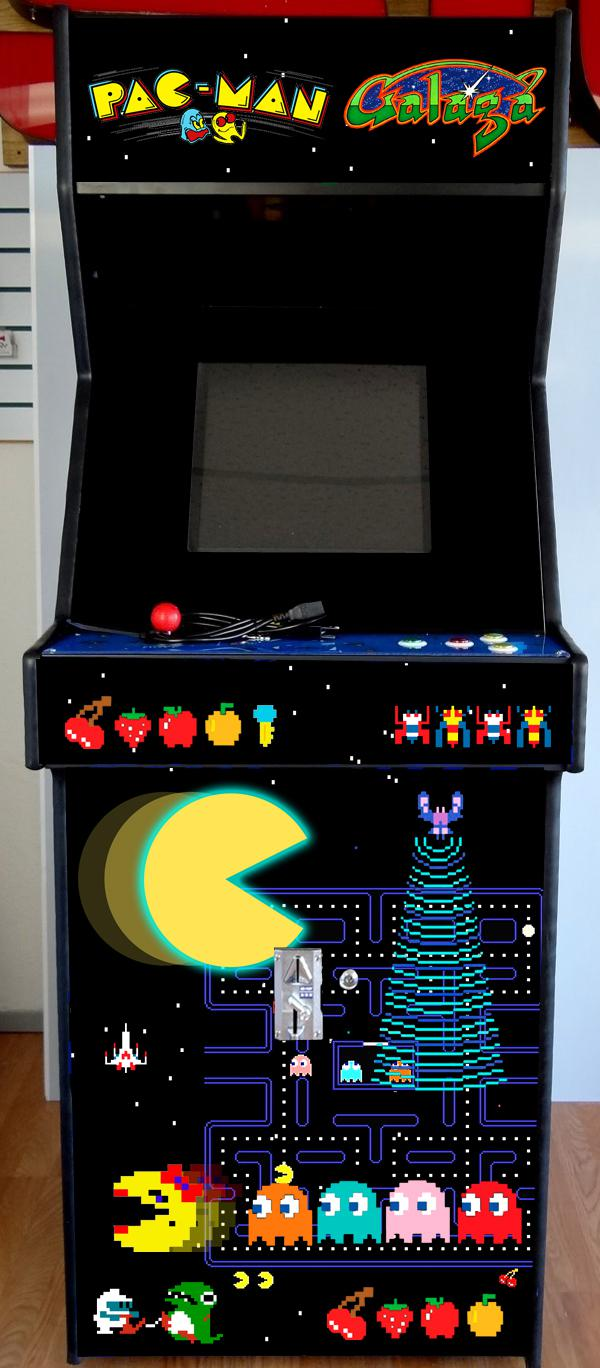 NEW Commercial Grade Cocktail Table or Classic Upright Cabaret Arcade Multicade 60 GAMES IN ONE