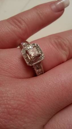 Helzberg Engagment Wedding ring -   x0024 1200  new braunfels