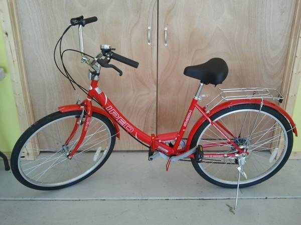 Iped Folding Bike (Kerrville Area)
