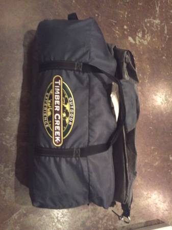 timber creek 3 person 7x7 dome tent - $20 (austinwimberley)