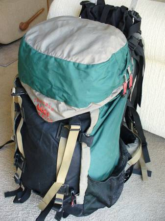 REI Traverse New Star Backpack Perfect Condition $BTC - x0024100 (San Marcos)