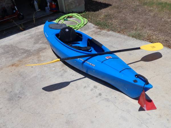 KAYAK - Wilderness Systems Pamlico 100 - $500 (San Marcos)