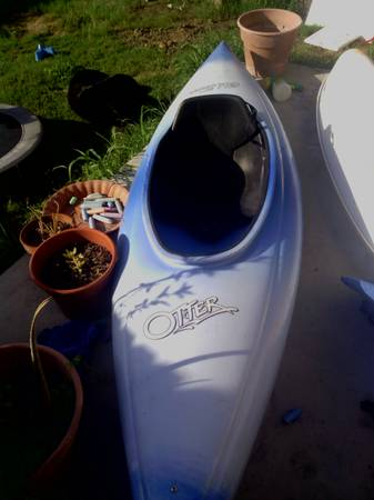 9 12 ft. Old Town Kayak - $150 (New Braunfels)