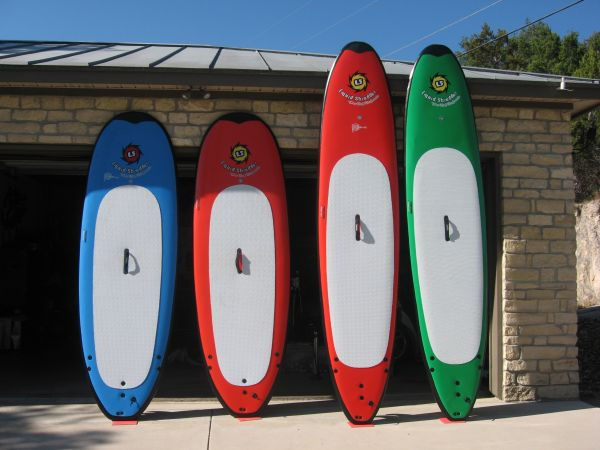 Liquid Shredder Stand Up Paddle Boards (SUP) For Sale - $650 (Canyon Lake, Tx)