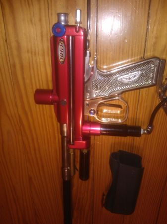 2005 Worr Games Autococker VF Paintball Marker - $300 (San Marcos, TX)