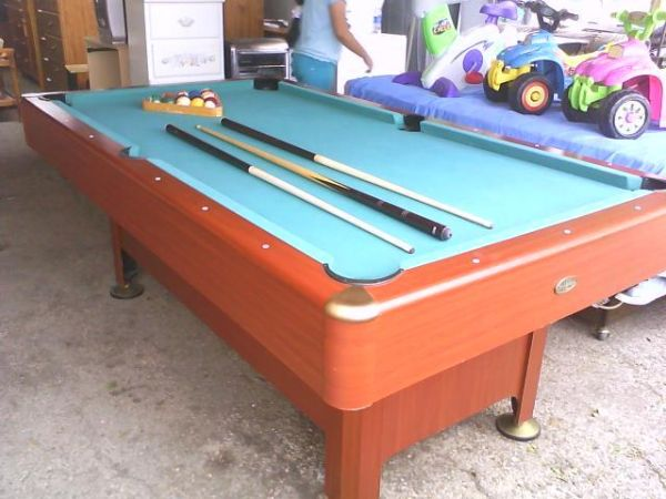 SPORTCRAFT POOL TABLE - $225 (NEW BRAUNFELS, TX )