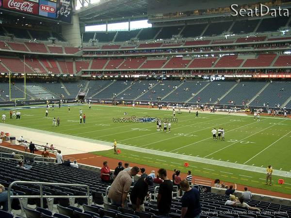 Houston TEXANS SEASONS Tickets - 2 tickets - side by side seats (Georgetown - Round Rock - Austin)