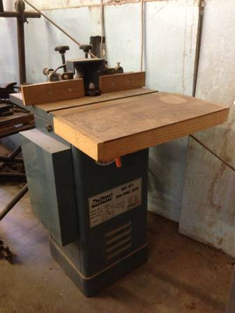 Pro Woodworking Equipment - Router Shaper (San Marcos)