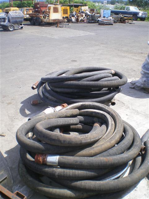 Concrete Pumping Hose and Steel Pipe for Sale - Domestic and International