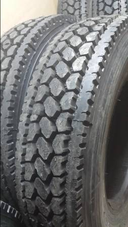 11r 22.5 new truck tires - $320 (hunter road san marcos)