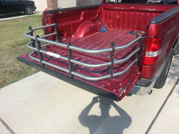 FORD F-150 TRUCK BED EXTENDER F150 F 150 - $75 (Kyle)