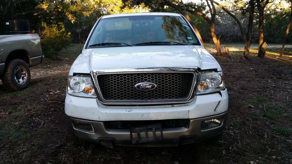 PARTING OUT 05 FORD F150 - $1 (SOUTHWEST AUSTIN)