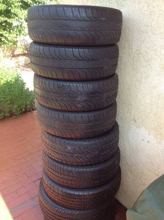 USED TIRES FOR SALE GOOD DEAL - $25 (TEMECULA,CA)