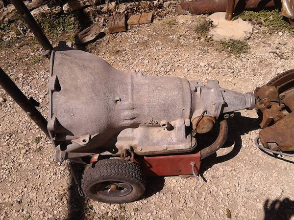 rebuilt turbo 350 transmission - $250 (new braunfels)