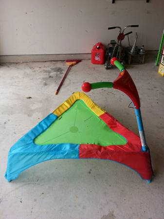 Kids indoor outdoor trampoline -   x0024 40  kyle