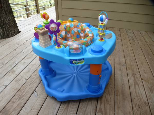 Evenflo Splash Mega Exersaucer -   x0024 25  Canyon Lake Near Sattler