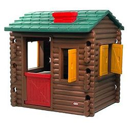 Little Tikes Cabin Playhouse - $90 (Seguin)