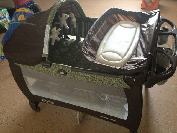 Graco pack n play - $40 (New Braunfels)