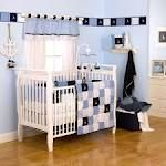 Crib Bedding (boy) Nautica kids, William collection-Sailboats (BudaKyle)
