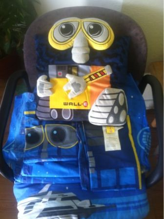 Wall-e Twin Bedding - $35 (1205 Hwy 123, San Marcos, Tx)