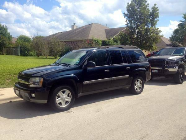 Chevrolet Trailblazer EXT. Great condition.  - $5000 (San Antonio)
